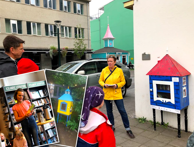 Útibókasöfn á Akureyri
