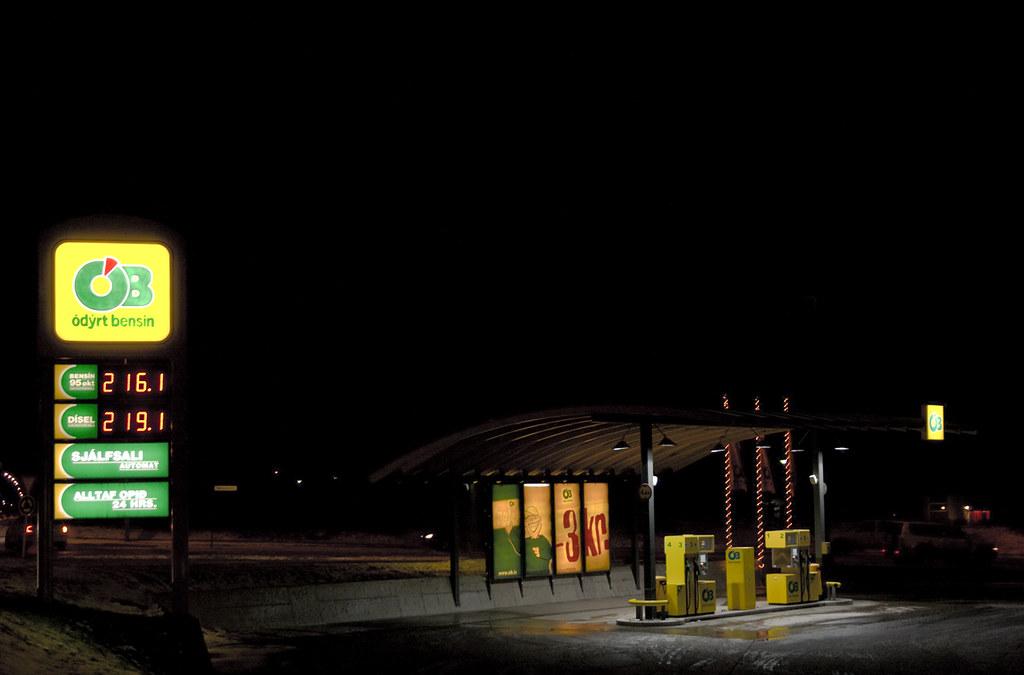 Ný bensínstöð væntanleg á Akureyri
