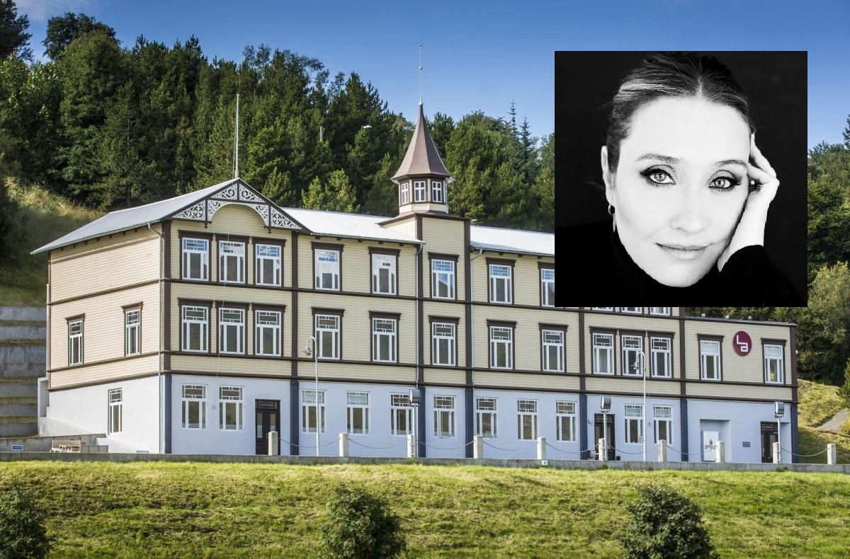 Edda Björg í Vorið vaknar