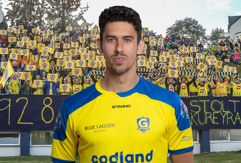 Rodrigo Gomes til KA