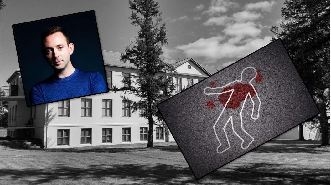 Ragnar Jónasson með upplestur á Hælinu
