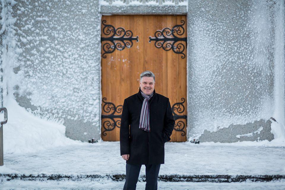"""""""Sárnar alltaf þegar talað er illa um Akureyri í þau fáu skipti sem það er gert"""""""