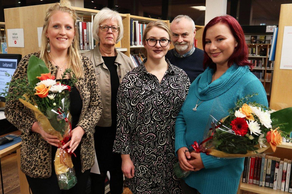 Lilla Steinke er Ungskáld Akureyrar 2019