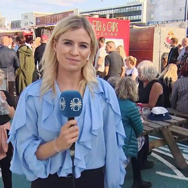 Eva Björk ráðin íþróttafréttakona á RÚV