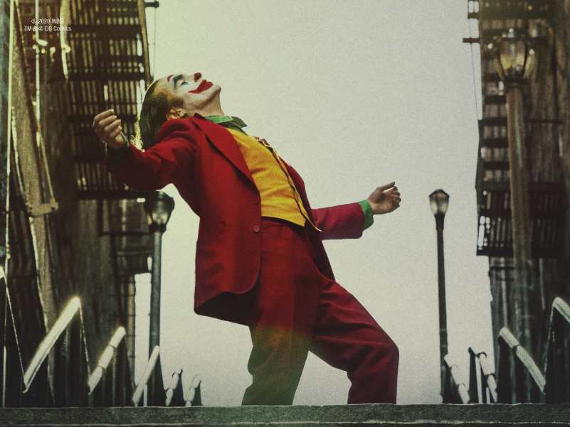 Joker kvikmyndatónleikar í Hofi