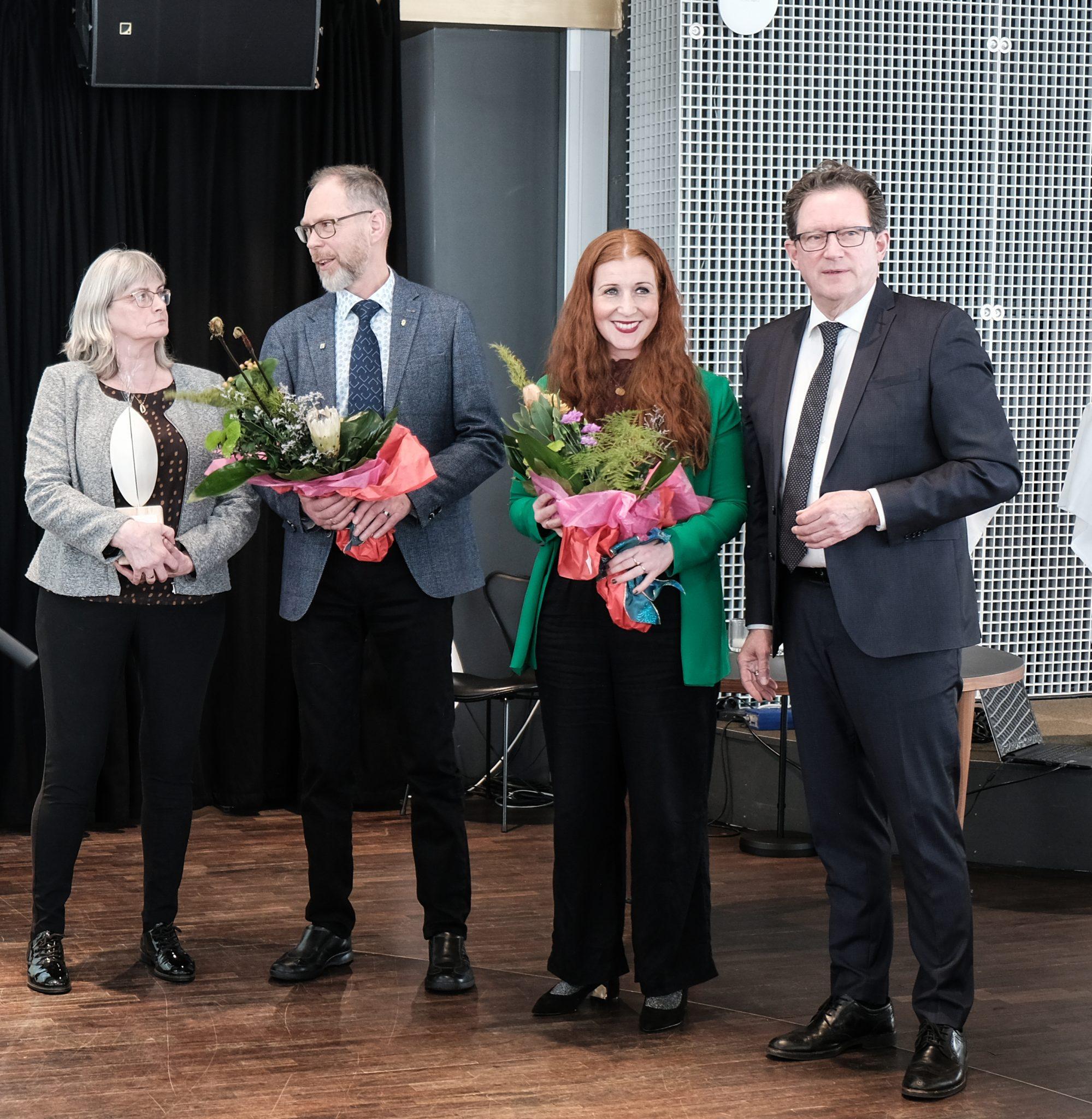 Garður og Kaffi Kú fengu landbúnaðarverðlaunin 2020