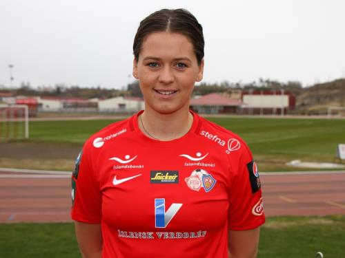 Lauren Allen mætt til Þór/KA
