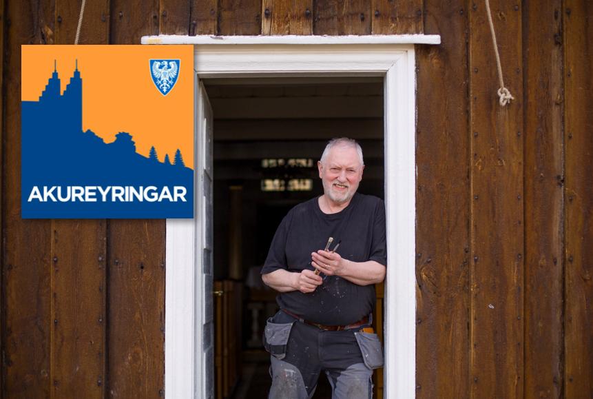 Akureyringar – Snorri Guðvarðsson