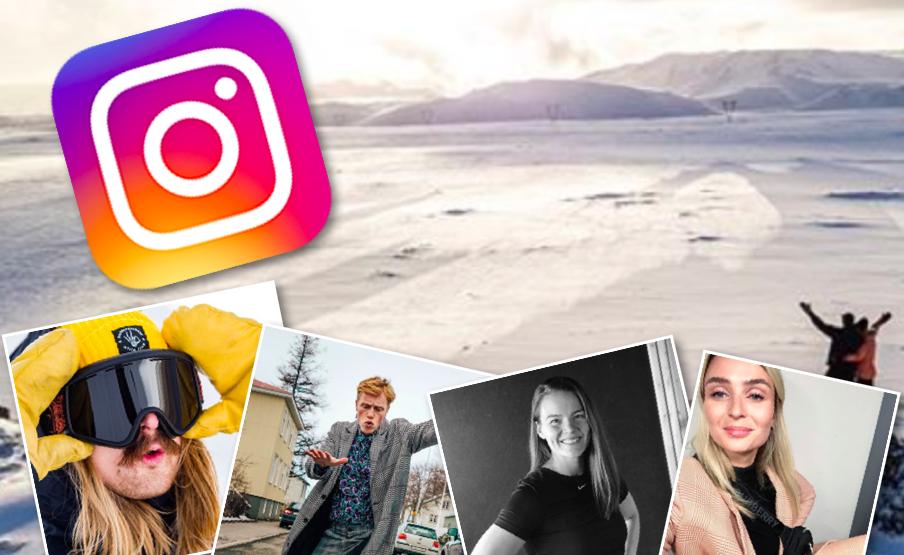 Skemmtilegustu Norðlendingarnir á Instagram