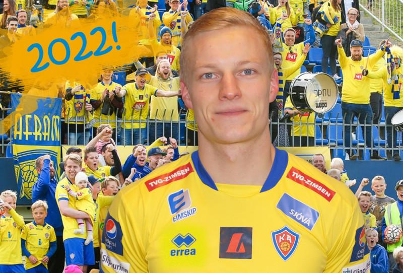 Ásgeir Sigurgeirsson framlengir við KA