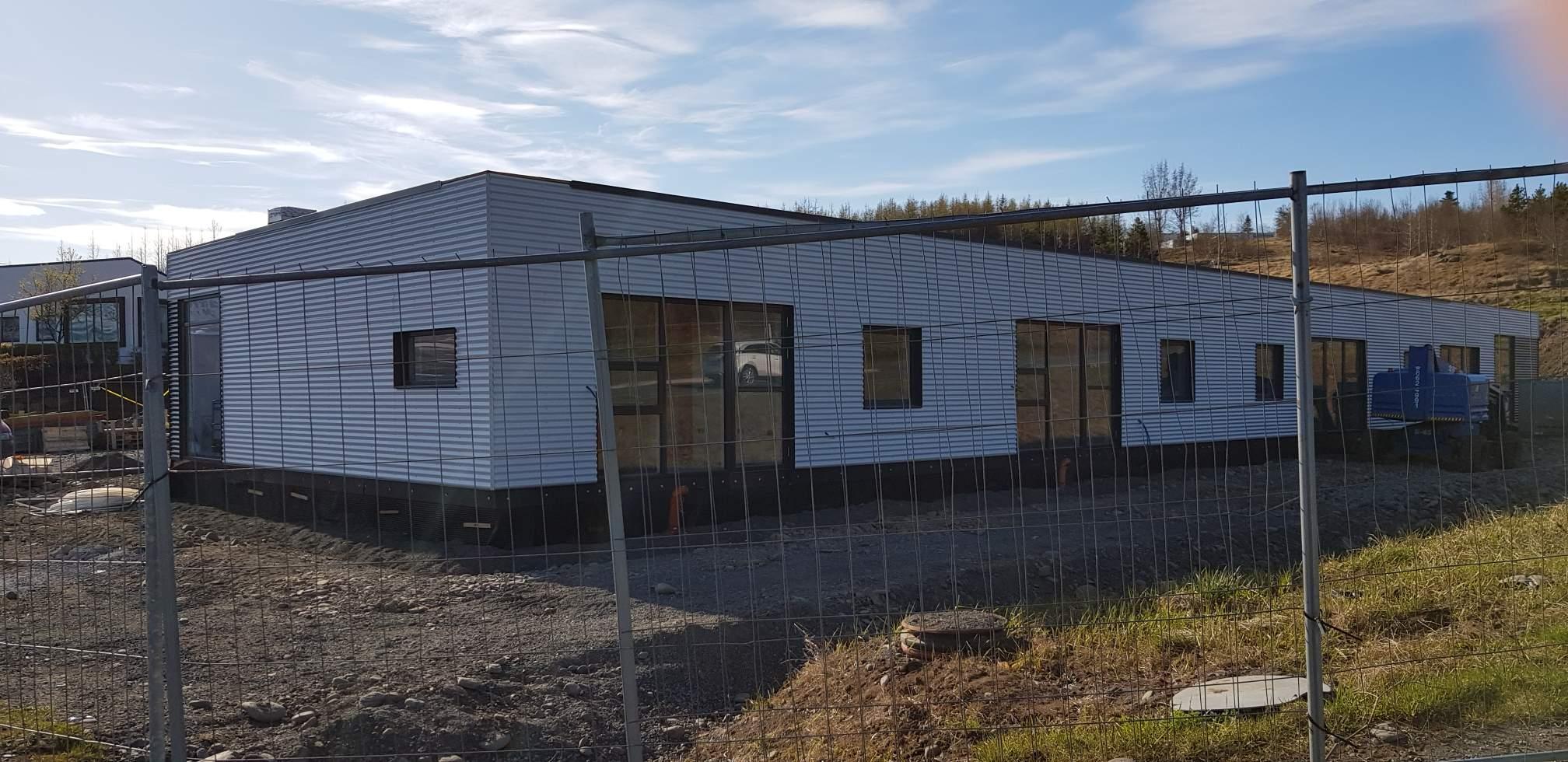 Nýr þjónustukjarni fyrir fatlaða rís á Akureyri