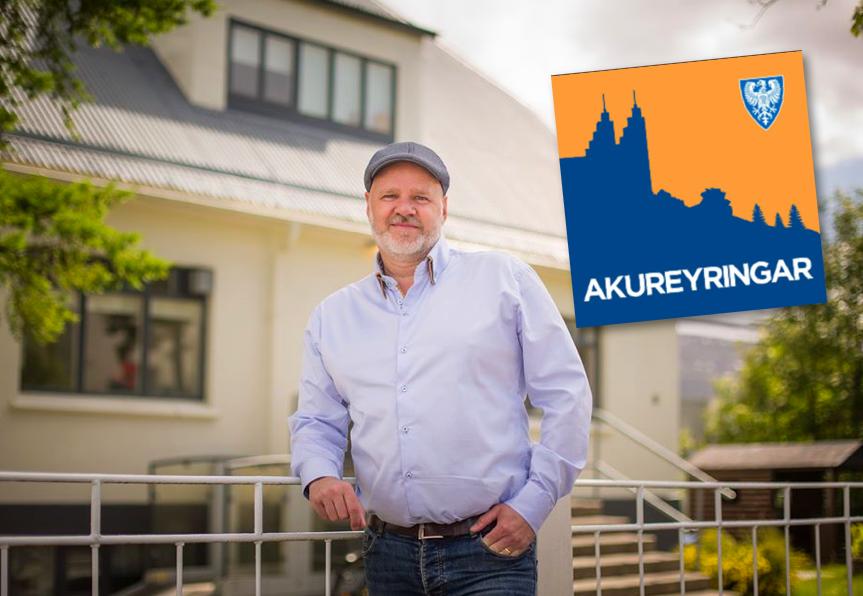 Akureyringar – Ólafur Örn Torfason