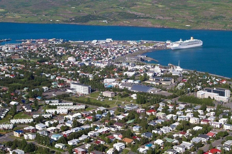 Sex einstaklingar í sóttkví á Norðurlandi Eystra
