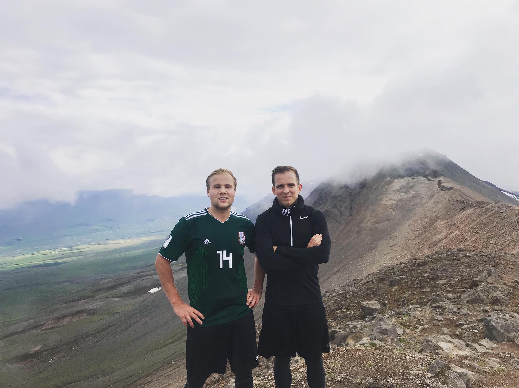 Boltinn á Norðurlandi: Gary pirraður – Addi og dyravörðurinn unnu sigur