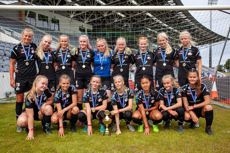 Þór/KA Rey Cup meistarar í 3.flokki