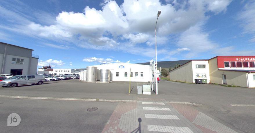 Framleiðsla hjá Kexsmiðjunni lögð niður á Akureyri