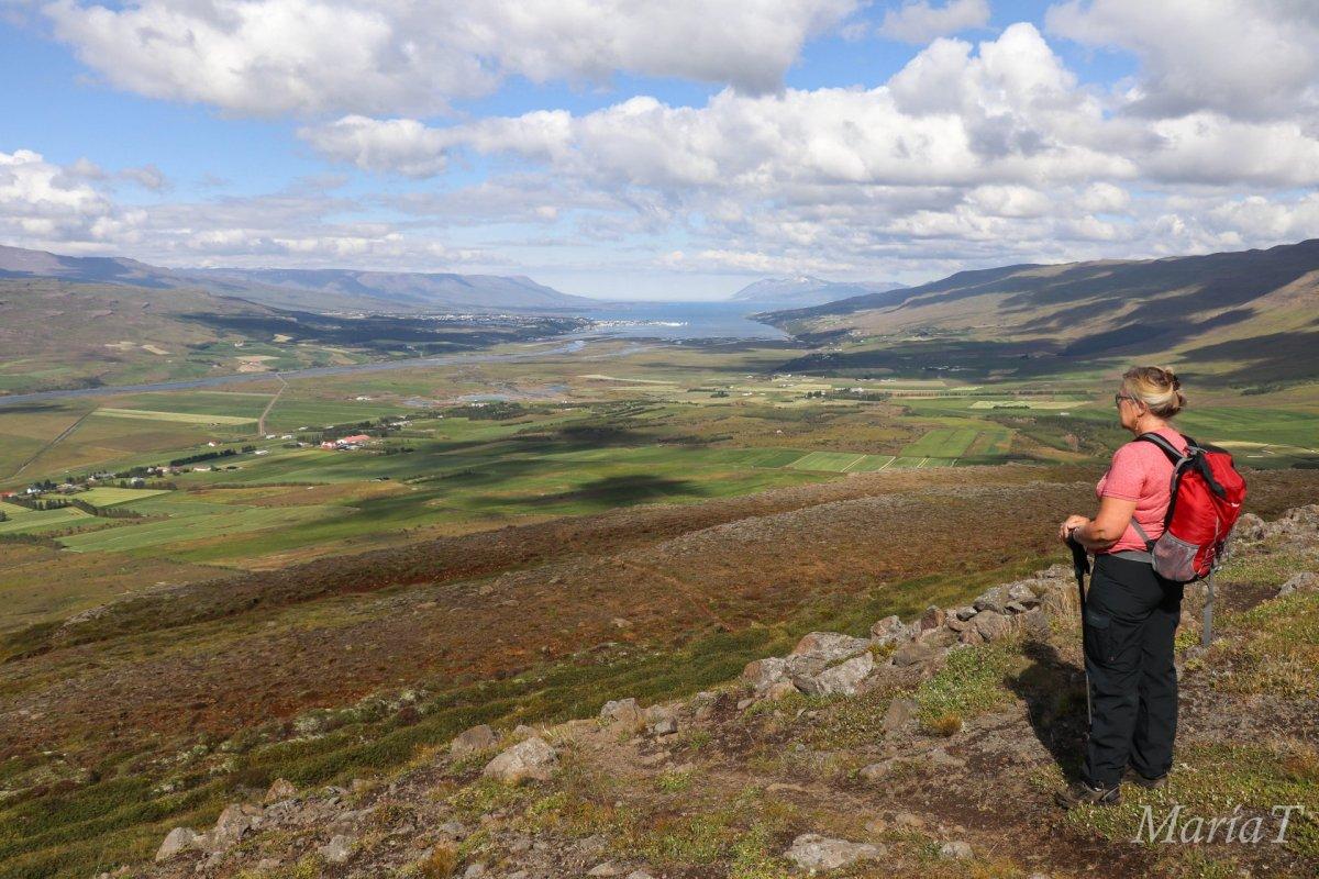Gönguvika á Akureyri