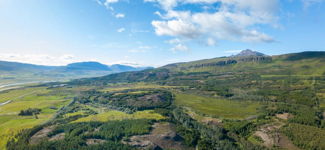 Nýr kirkjugarður á Akureyri