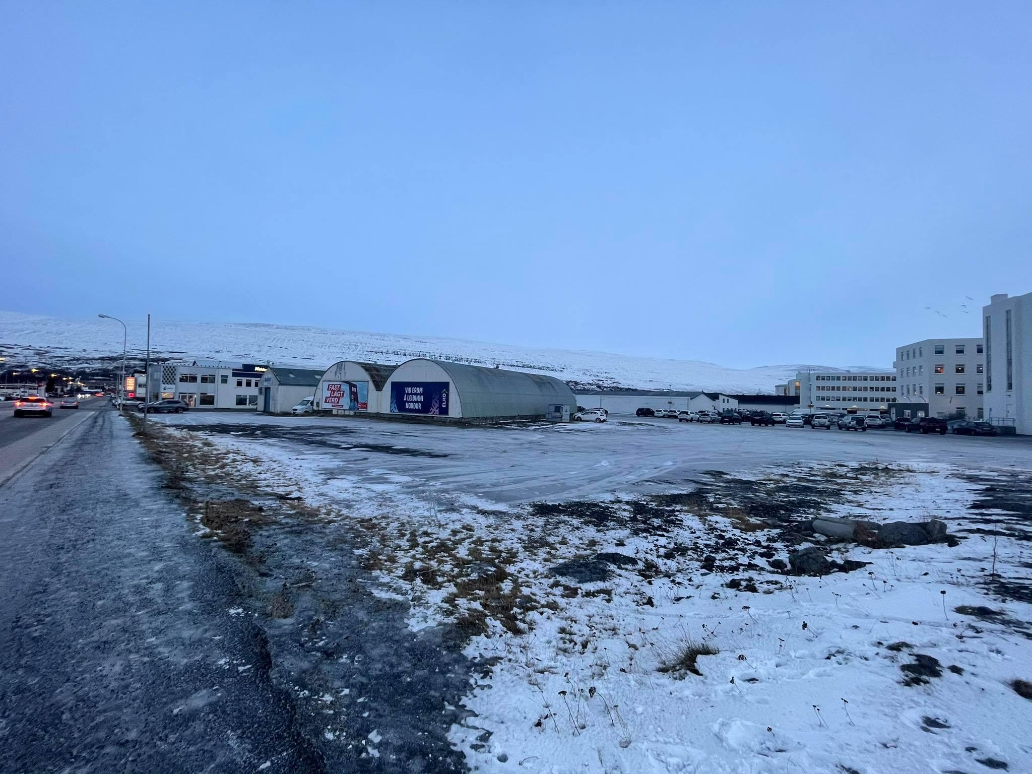 Bið Krónunnar eftir lóð á Akureyri loksins á enda