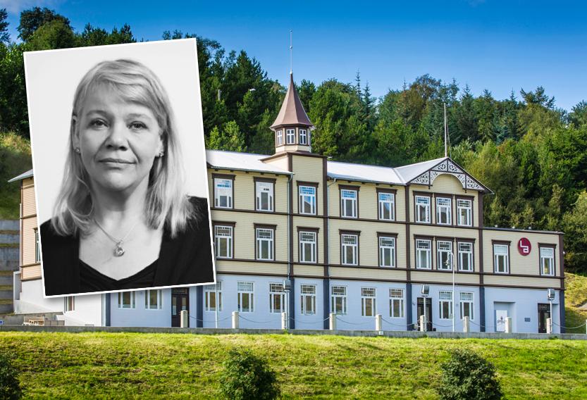 Ólafía Hrönn leikur Skugga-Svein