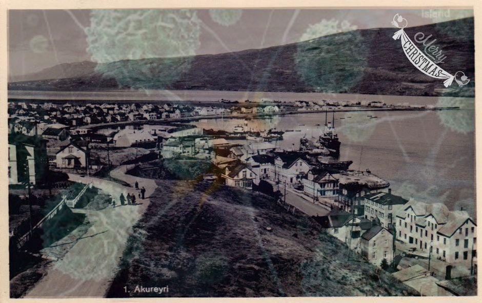 Jól á Akureyri í skugga mænuveiki 1948