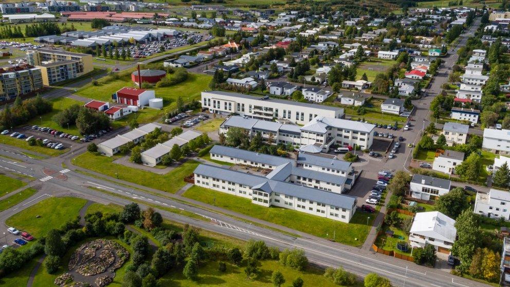 Heimsóknarbanni aflétt hjá Öldrunarheimilum Akureyrar