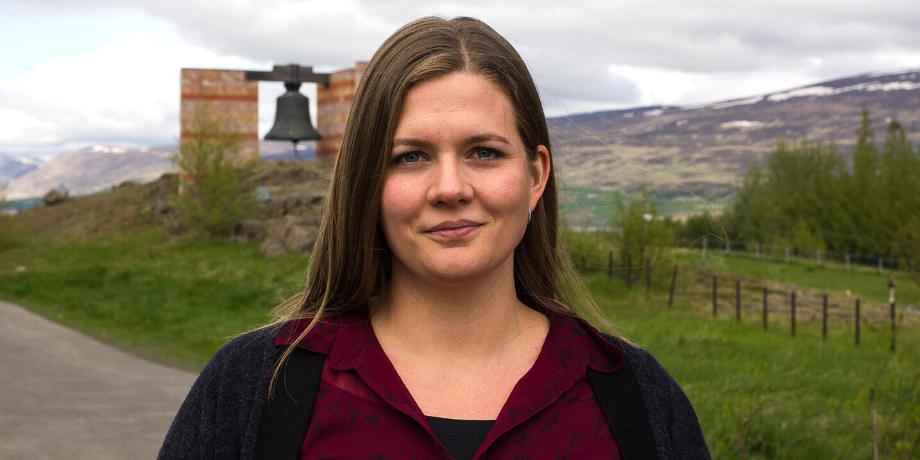 Skoðaði jákvæðar og neikvæðar hliðar samfélagsmiðla