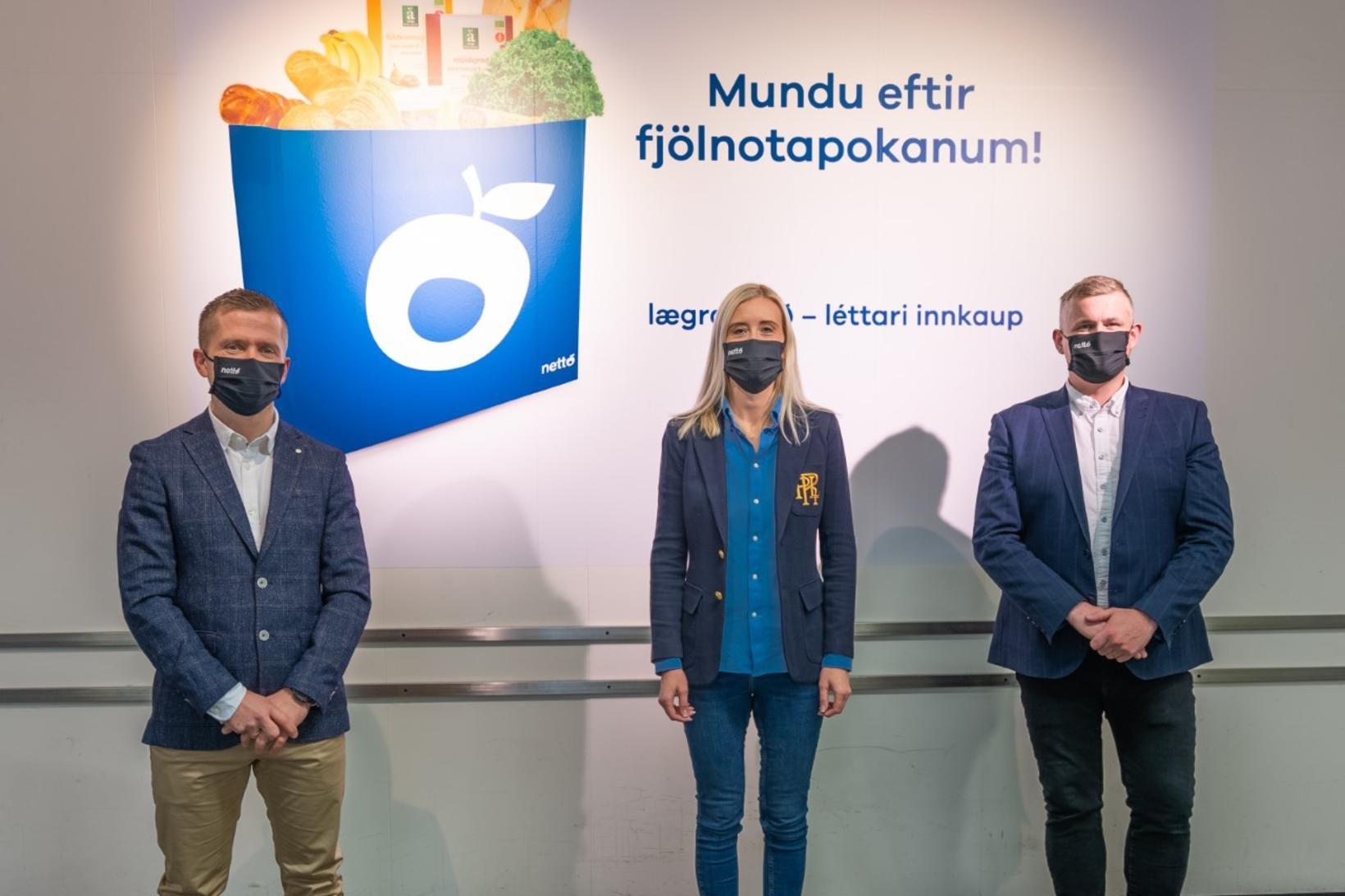 Matargjafir Akureyrar og nágrennis fékk eina milljón í styrk frá Nettó