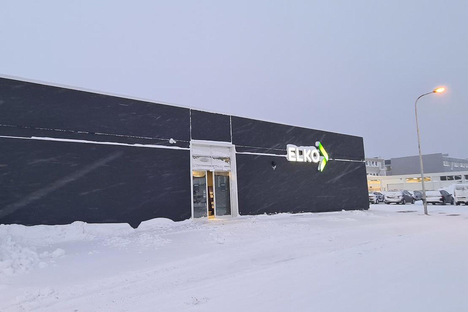 Elko opnar á Akureyri á morgun