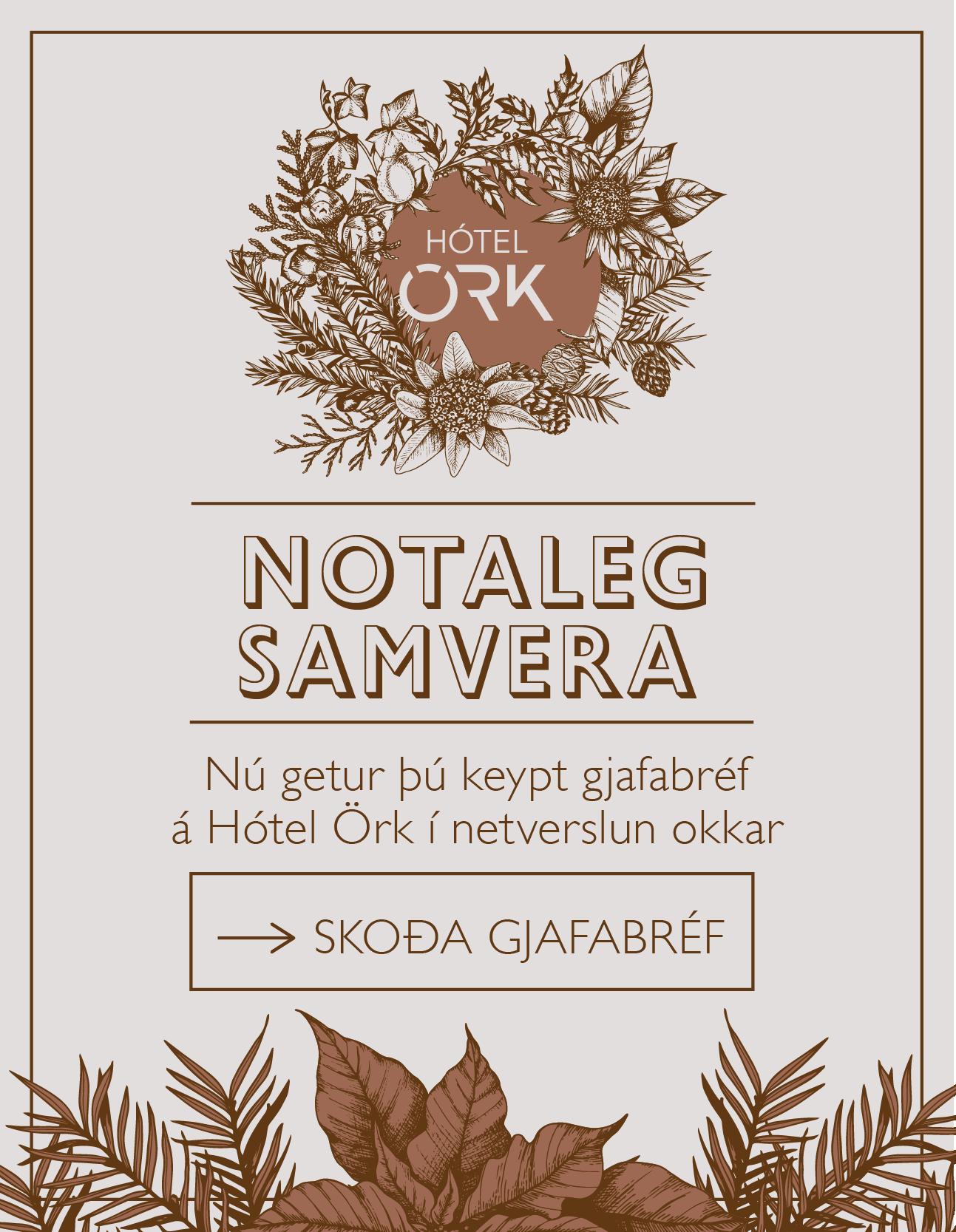 Hótel Örk