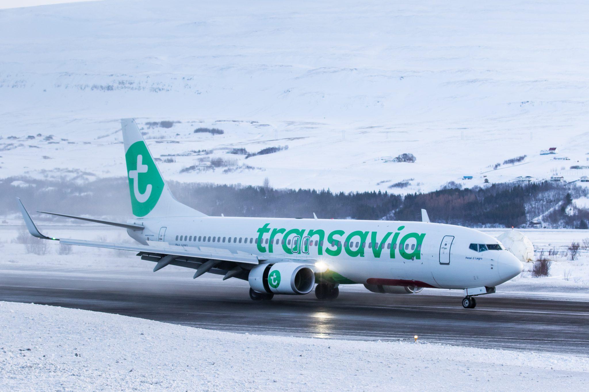 Vetrarflugi frá Hollandi til Akureyrar aflýst vegna heimsfaraldurs