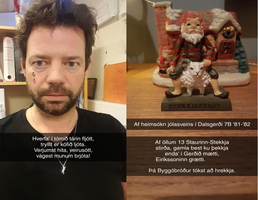 Vísukorn lífskúnstnersins Elmars Sindra