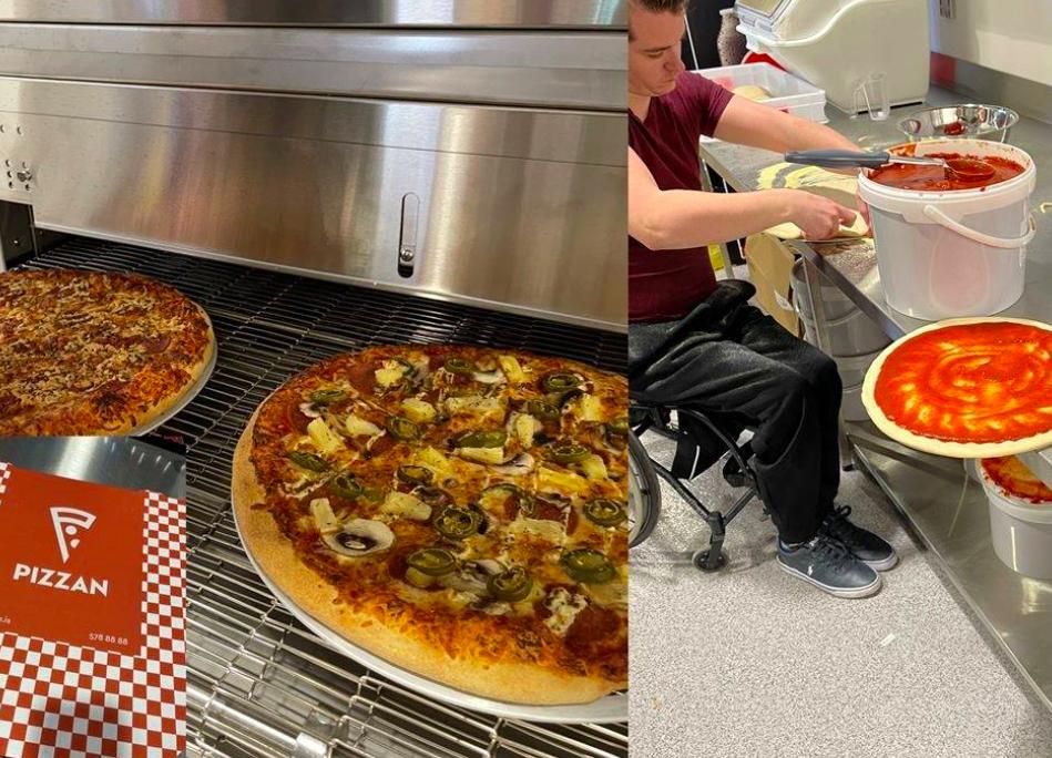Pizzan opnar á Glerártorgi í dag