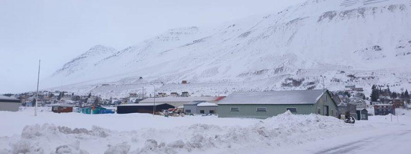 Áfram hættustig Siglufirði vegna snjóflóðahættu og óvissustig á Norðurlandi