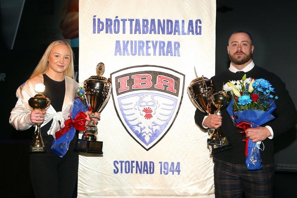 Aldís Kara og Viktor kjörin íþróttafólk Akureyrar 2020