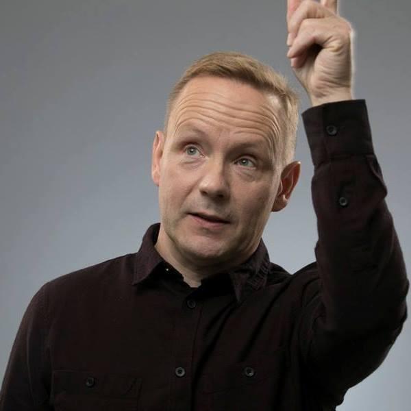 Einar Brynjólfsson sækist eftir 1. sæti hjá Pírötum
