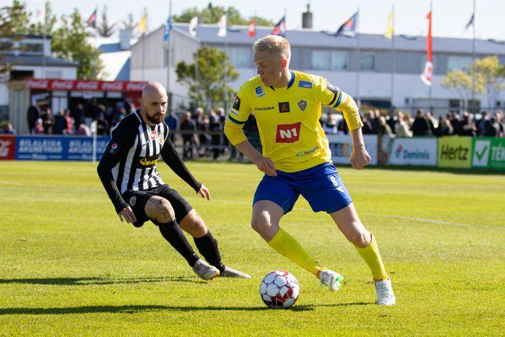 Daníel Hafsteinsson heim í KA