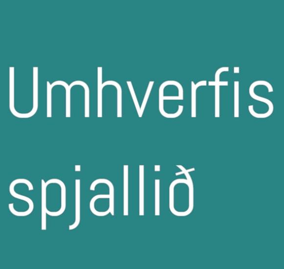 Umhverfisspjallið – Janúar pressan