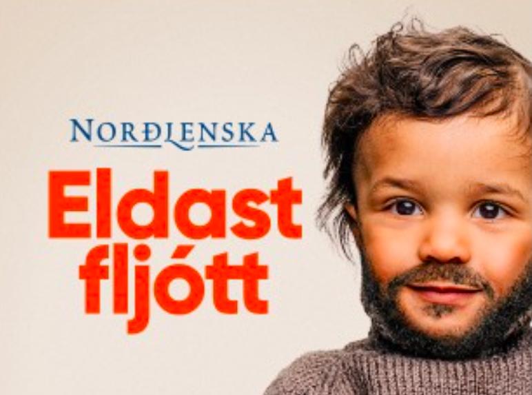 Auglýsingarherferð Norðlenska vekur athygli