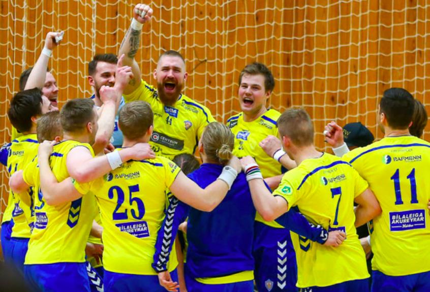 Aftur vann KA Akureyrarslaginn