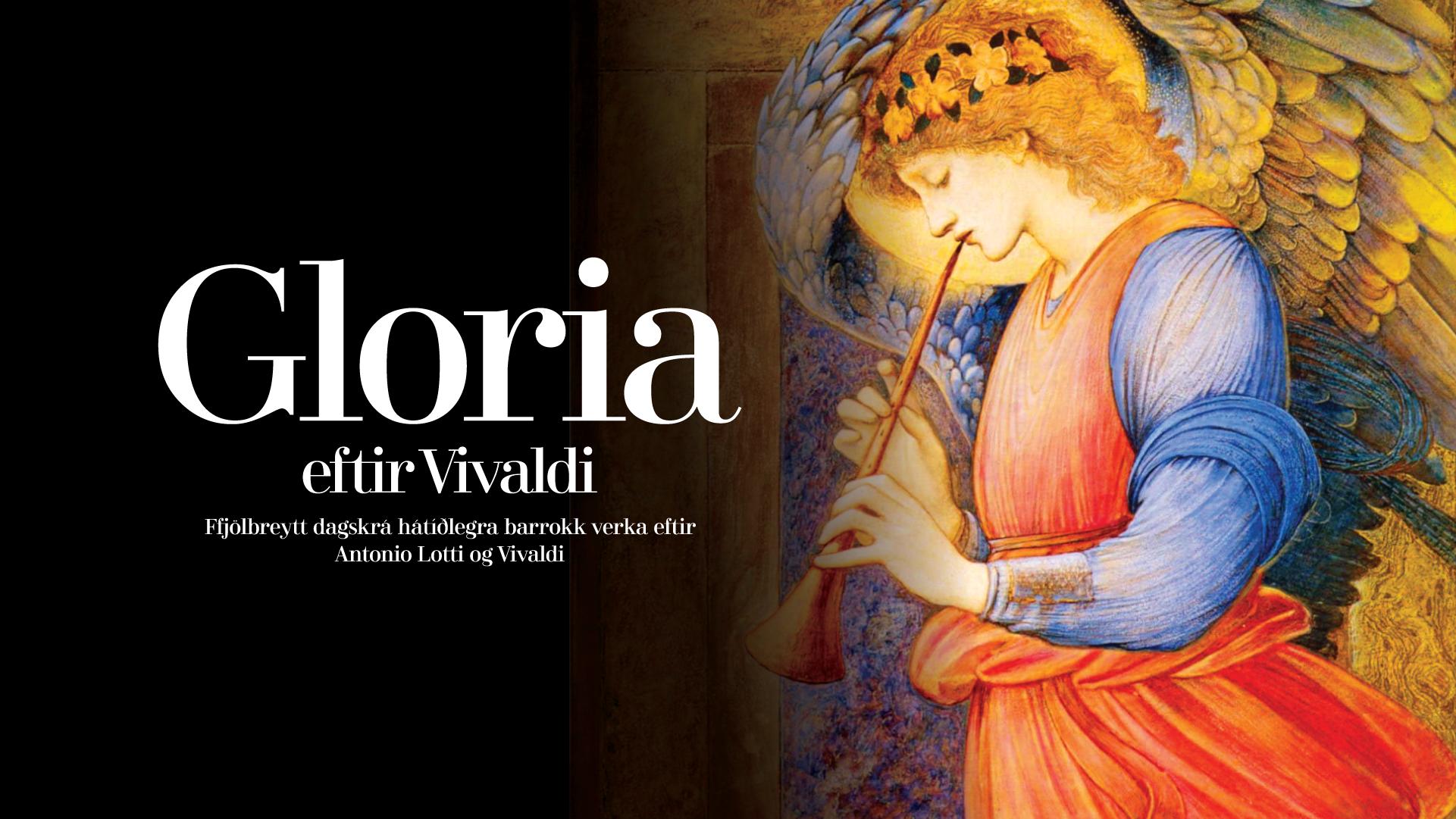 Gloria eftir Vivaldi á páskatónleikum Sinfóníuhljómsveitar Norðurlands í Hofi