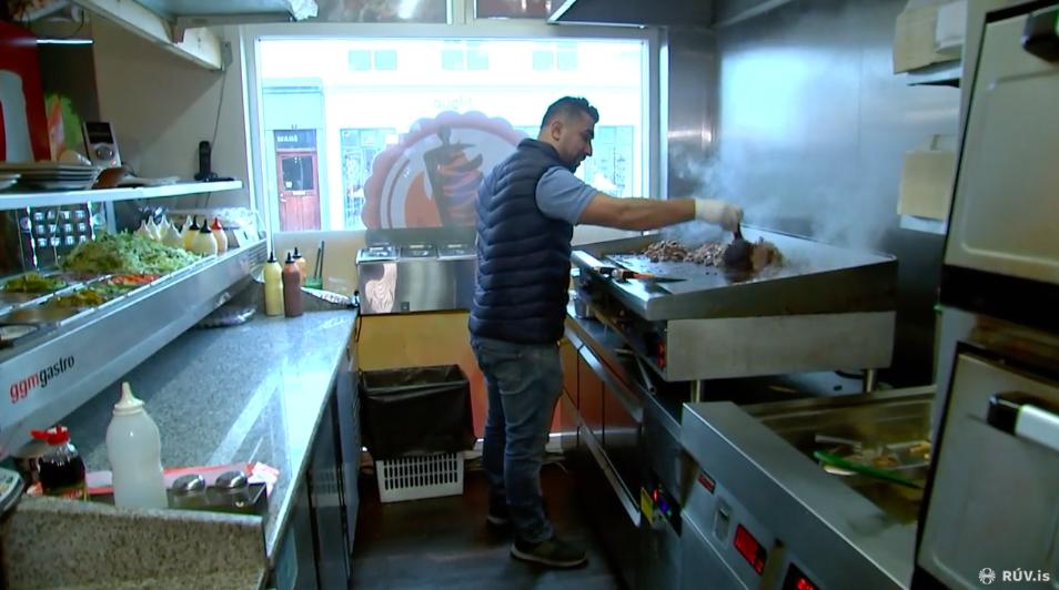 Langar að gera Kurdo Kebab að þekktu vörumerki á Íslandi