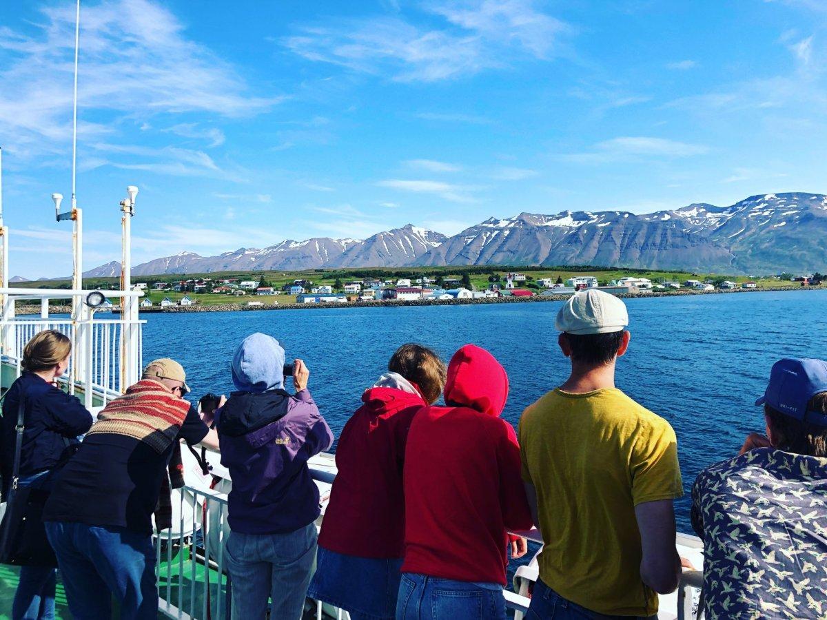 6 milljón króna styrkur til lagningar ljósleiðara til Hríseyjar