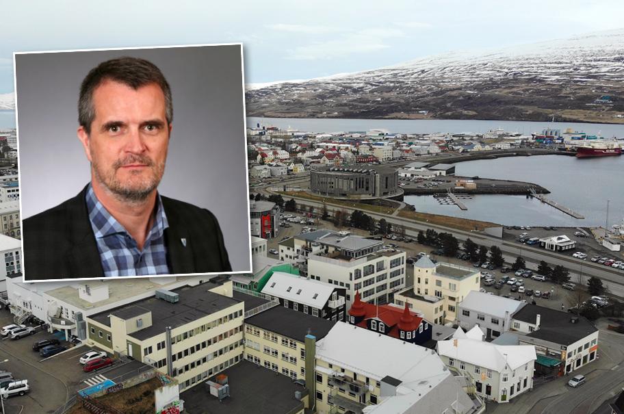Guðmundur Baldvin svarar gagnrýni um lóðaskort á Akureyri
