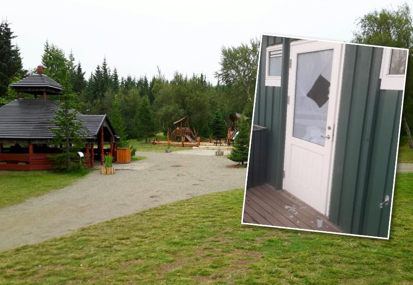 Lögreglan á Akureyri leysti upp unglingapartí í Kjarnaskógi