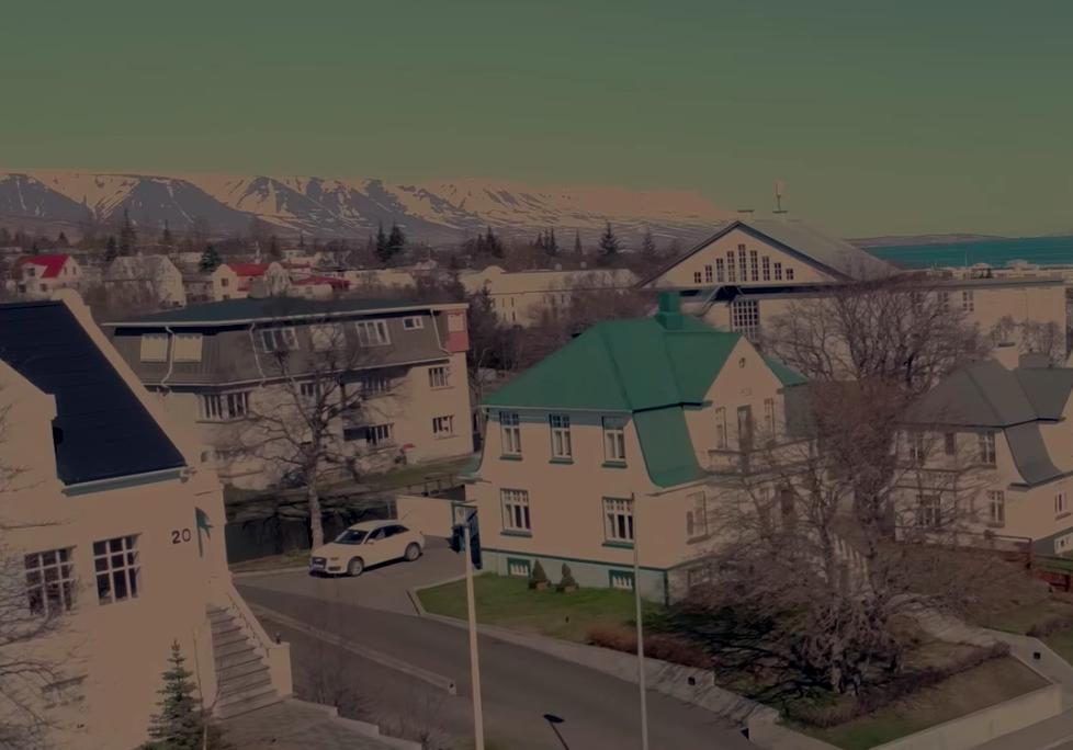 Glænýir þættir um húsin á Akureyri í loftið á N4