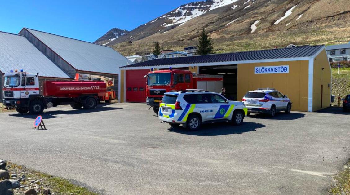 Lýst yfir óvissustigi Almannavarna vegna hættu á gróðureldum á Norðurlandi eystra