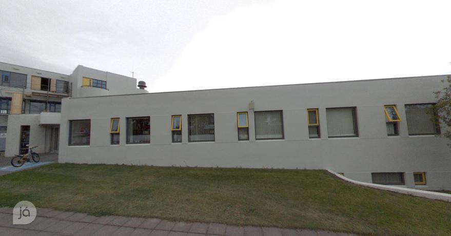 Net og símasamband á HSN Húsavík liggur niðri vegna bilunar í ljósleiðara