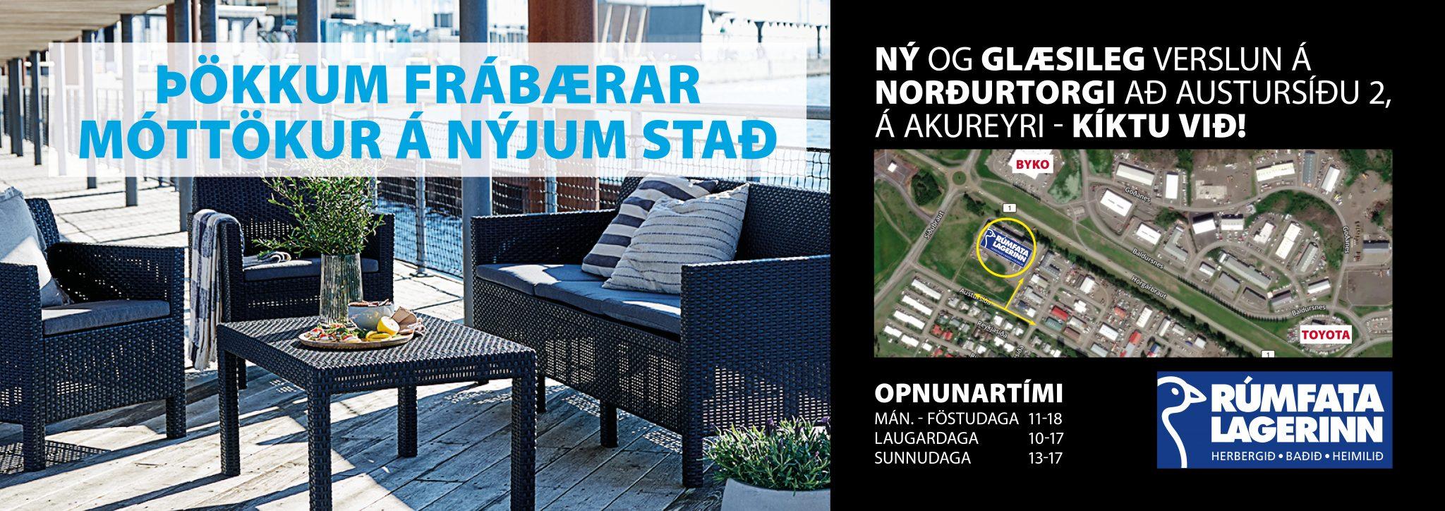 Rúmfatalagerinn Akureyri