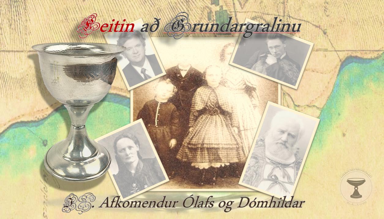 Niðurstaða í Leitinni að Grundargralinu